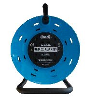Extension Leads 4 Gang 13amp 25m Medium Heavy Duty Cable Reel