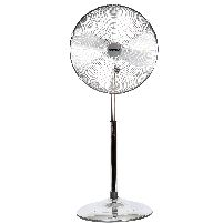 Cooling Fan 16 Inch Pedestal Fan  Chrome