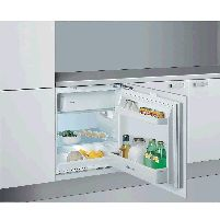 Under Counter With Ice Box Built-In Fridge