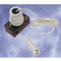 Electrical Accessories 1a Miniature Pullcord Switch (centre Bezel)