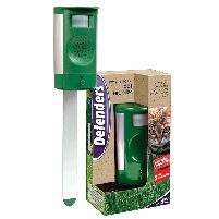 Garden Equipment Mega Sonic Cat Repeller