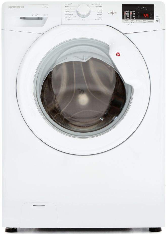Front Loading 9kg 1400 Rpm Washing Machine