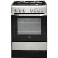 60cm Dual Fuel Freestanding Cooker