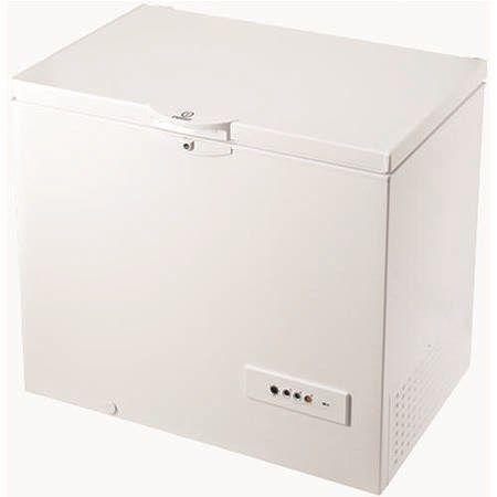 Chest 250l Capacity 101cm Wide Chest Freezer