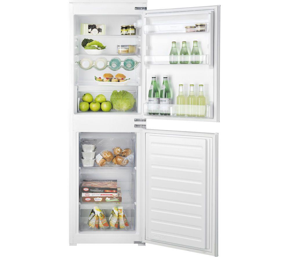 50/50 Split Built-In Fridge Freezer
