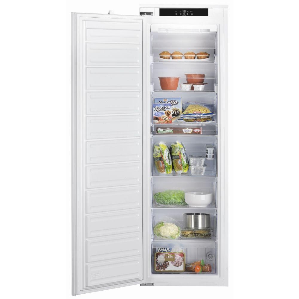 In Column Built-In Freezer