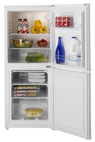 55cm Wide 135h 55w Fridge Freezer