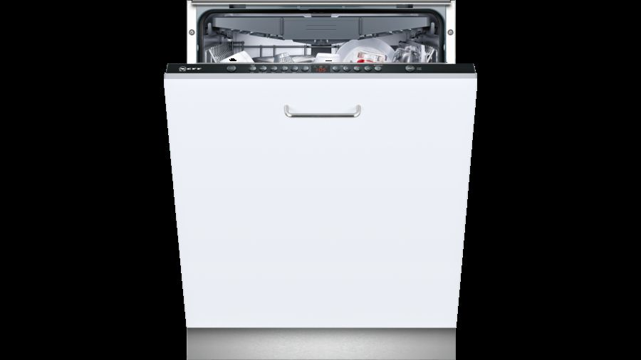 Fully Integrated Dishwasher With Cutlery Tray