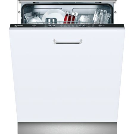 Fully Integrated Dishwasher With Cutlery Basket
