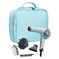 Other (dno) 2000w Retro Dryer Gift Pack Bombshell Blue