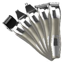 Male Grooming Jun18 14 In 1 Chromium Rechargeable Multi Trimmer