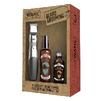 Shaver (dno) Rechargeable Trimmer, Beard Oil & Wash Gift