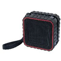 Speaker Jan18 I-star Splashproof Bluetooth Speaker Red