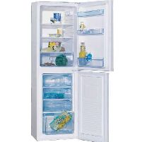 50cm Wide 155h 50w Fridge Freezer