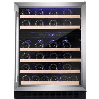 Under Counter Wine Cooler