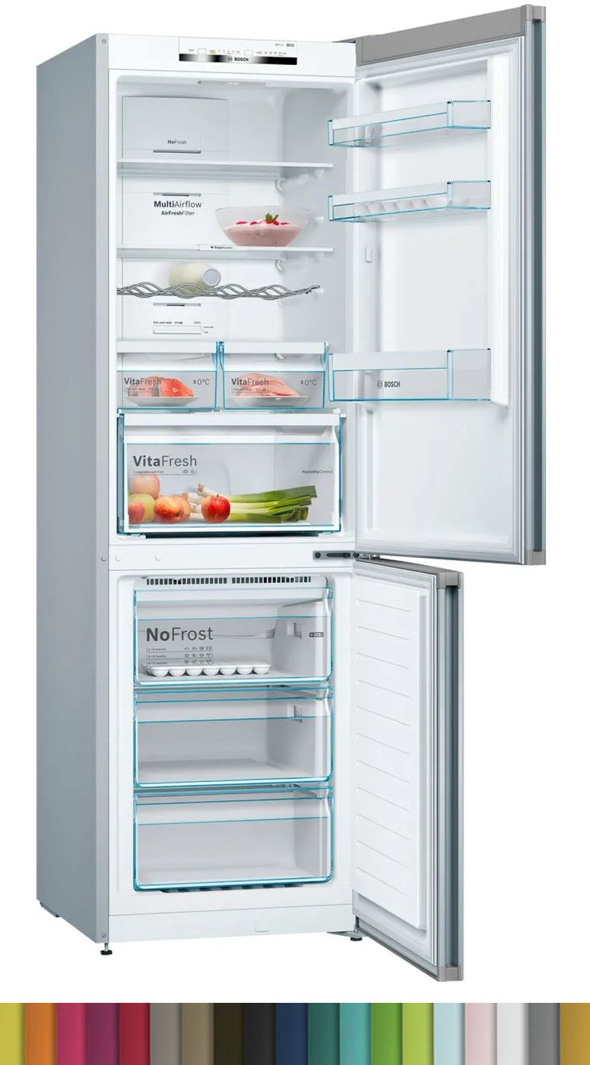 60cm Wide Fridge Freezer