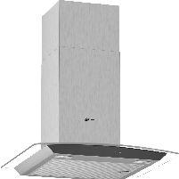 Chimney 60cm Built-In Cooker Hood