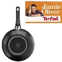 Cookware Xs18 Jamie Oliver Non-stick Black Wok 28cm