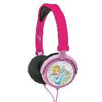 Headphone (dno) Disney Princess Foldable Headphones