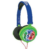 Headphone (dno) Pj Masks Foldable Stereo Headphones