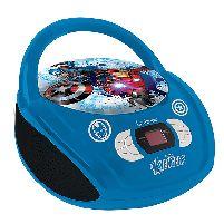 Cd / Radio Portable Music Player