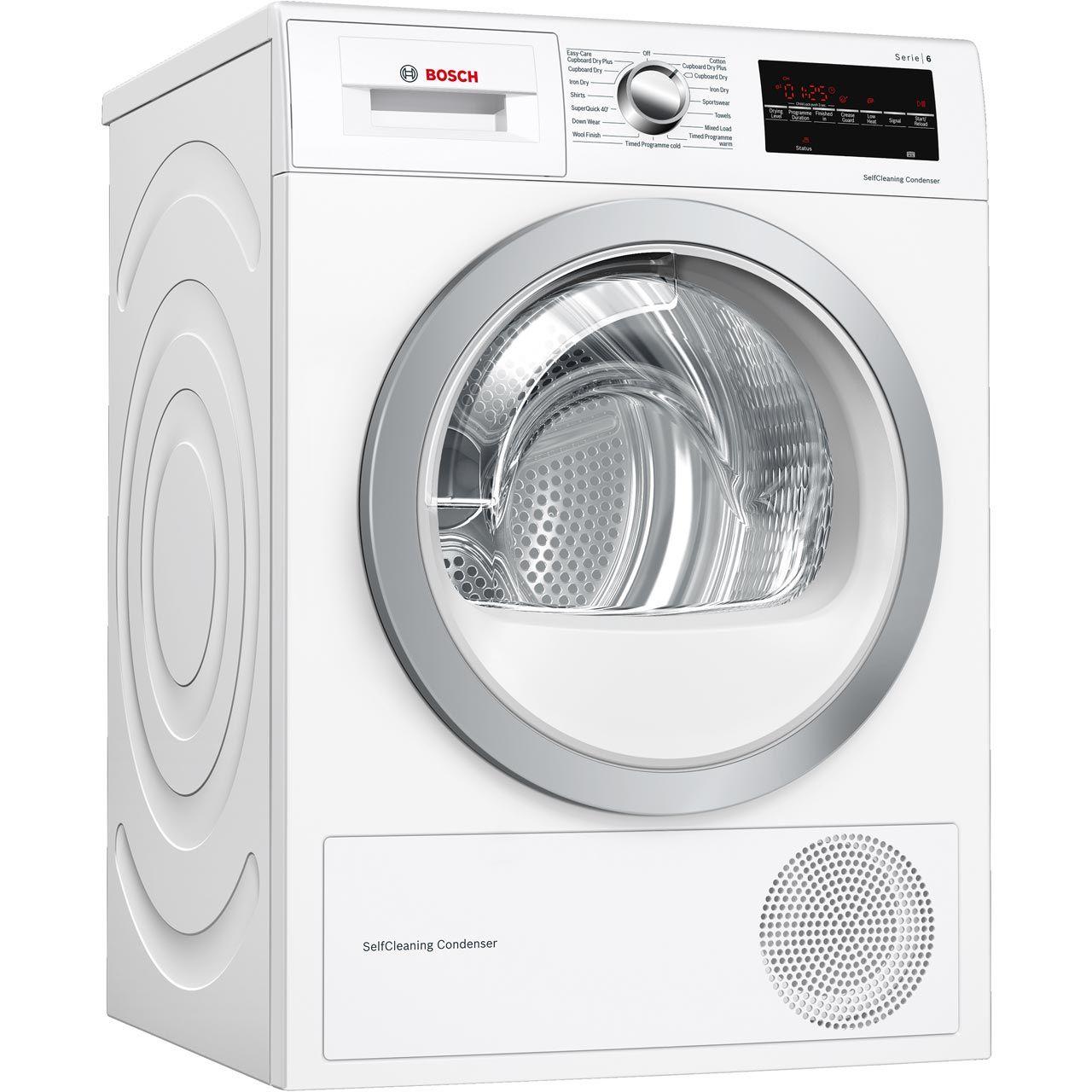 Condensing 9kg Heat Pump Dryer