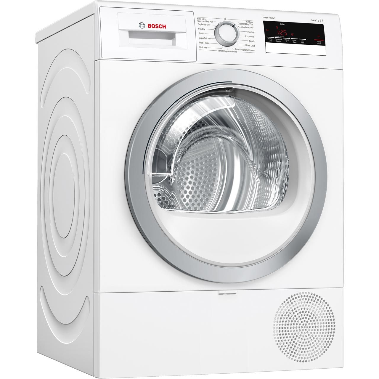 Condensing 8kg Heat Pump Dryer With A++ Energy