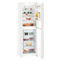 60cm Wide 186h 60w Fridge Freezer