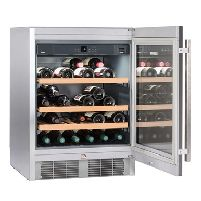 Built Under Built-In Wine Cooler