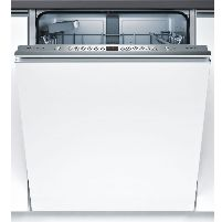 Fully Integrated Fully Integrated Dishwasher With Cutlery Basket