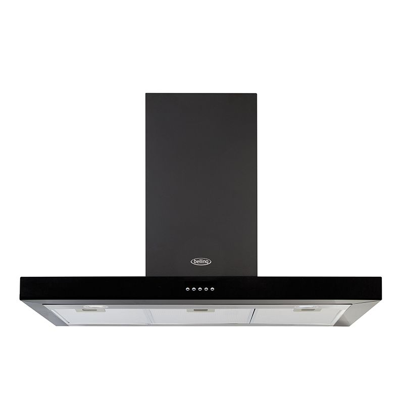 Chimney 100cm Or Greater Built-In Cooker Hood