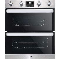 Double Under Counter Electric Built-In Oven