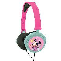 Headphone (dno) Disney Minnie Mouse Foldable Headphones