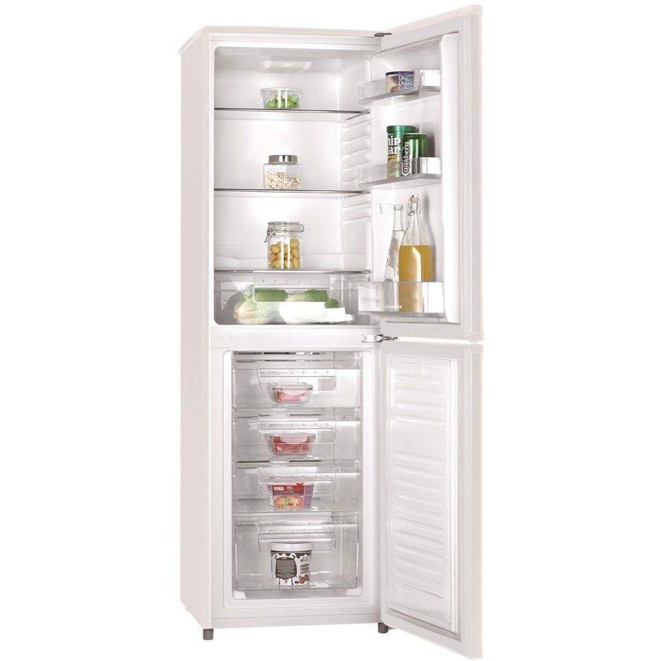 55cm Wide - Frost Free Fridge Freezer
