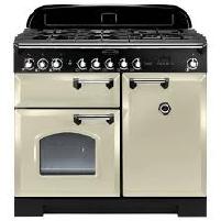 100cm Dual Fuel Range Cooker