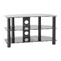 Tv Stands Up To 52inch Classik Tv Stand Black Glass