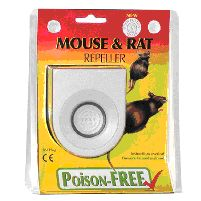 Garden Equipment Mouse And Rat Repeller