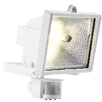 Outdoor Light 400w Floodlight With Pir White