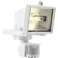 Outdoor Light 120w Floodlight With Pir White