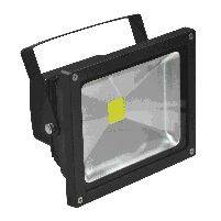 Outdoor Light 20w Led Ip65 Waterproof Outdoor Flood Light Black