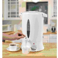 Tea Urn/ Water Boiler 8lt Plastic Water Urn White