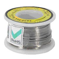Hardware Essentials 1.0mm+ Lead Free Solder Reel 50g