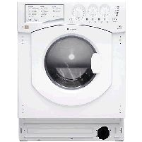 Fully Integrated Built-In Washer Dryer