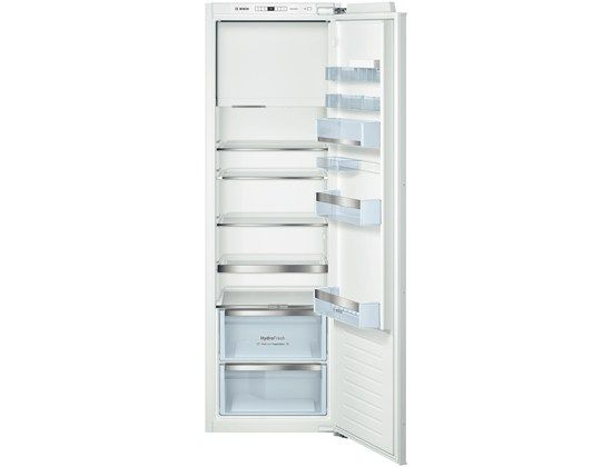 In Column With Ice Box Built-In Fridge