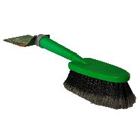 Garden Equipment Car Wash Brush With Universal Hose Fitting