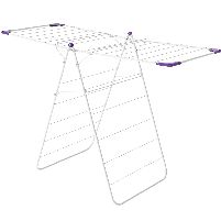 Ironing Board/ Airer Essentials X Wing Airer 14m Stable And Strong